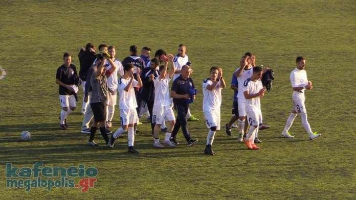 Δόξα-Λεωνίδιο , ο επαναληπτικός κυπέλλου το Σάββατο 9 Μαρτίου στην Μεγαλόπολη