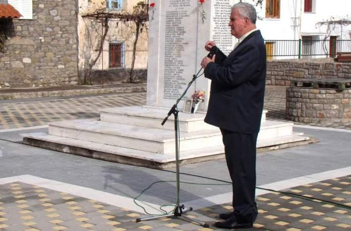 Συλλυπητήρια μηνύματα για τον θάνατο του Κ. Κακκαβά