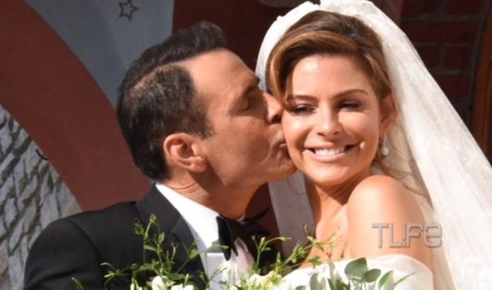 Μαρία Μενούνος-Keven Undergaro: Ο παραδοσιακός γάμος τους στο Άκοβο! (Video-Photo)