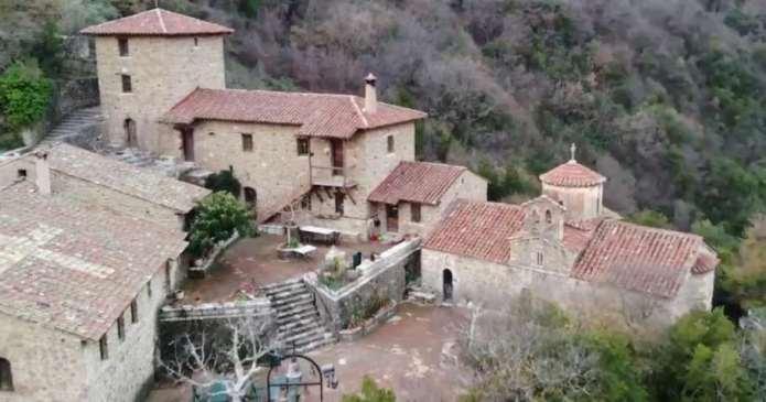 Εορταστικές και λατρευτικές εκδηλώσεις στην Ιερά Μονή Φιλοσόφου Γορτυνίας στις 22 & 23 Αυγούστου