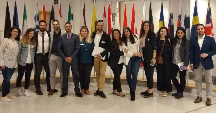 Στο Ευρωκοινοβούλιο ενόψει εκλογών ο Γιώργος Κουλουράς