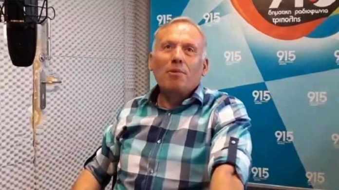 Ο υποψ. βουλευτής Αρκαδίας (ΚΙΝ.ΑΛ) Γ. Αθανασόπουλος στη ΔΡΤ (video)