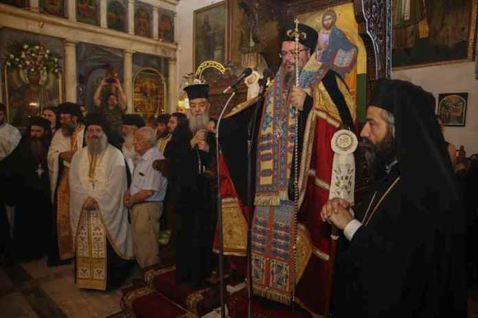 O εορτασμός της Αγίας Κυριακής στην Δημητσάνα (photo)