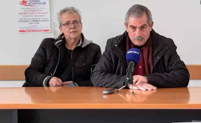 Αγωνιστική Συνεργασία: Ενέργειες για να αποτραπεί η αποκοπή-αχρήστευση της σιδηροδρομικής γραμμής Πελοποννήσου