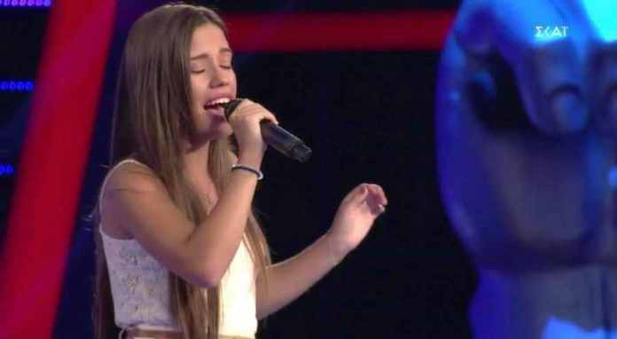 Η Αγγελική Τσιχλόγιαννη από τον Βουτσαρά πέρασε στην επόμενη φάση στο The Voice