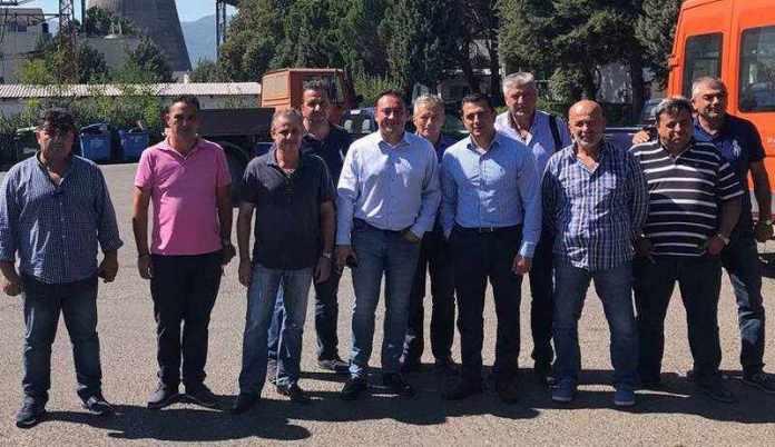 Ανακοίνωση Δακιτών της Μεγαλόπολης για το κλείσιμο των μονάδων με πολλές αιχμές για Βλάση και Νίκα