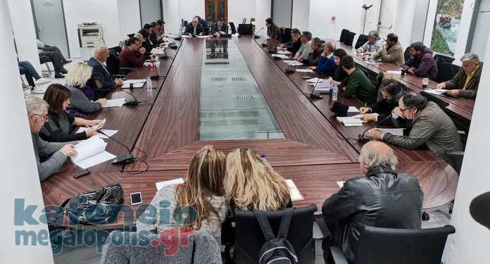 Η συνεδρίαση της επιτροπής διαβούλευσης για το τεχνικό πρόγραμμα του Δήμου Μεγαλόπολης για το 2020 (video)