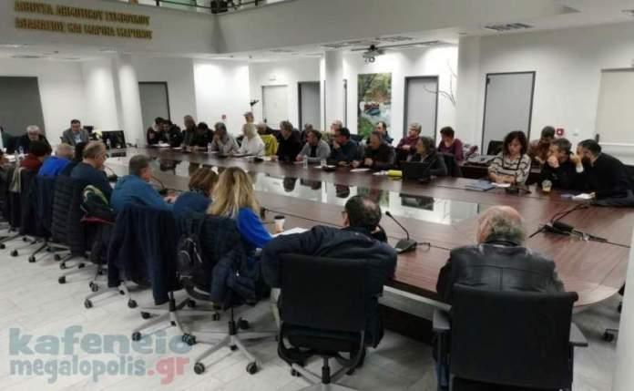 Έκτακτη συνεδρίαση της επιτροπής διαβούλευσης Μεγαλόπολης για το εδαφικό σχέδιο δίκαιης μετάβασης την Δευτέρα 15 Μαρτίου