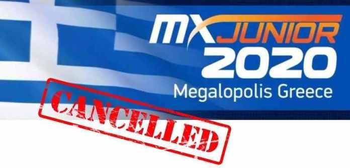 Ακυρώθηκε το Παγκόσμιο Πρωτάθλημα JUNIOR 2020 της Μεγαλόπολης
