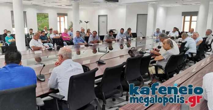 Ζωντανή μετάδοση: Συνεδρίαση του δημοτικού συμβουλίου Μεγαλόπολης για την διαβούλευση του Μasterplan της απολιγνιτοποίησης