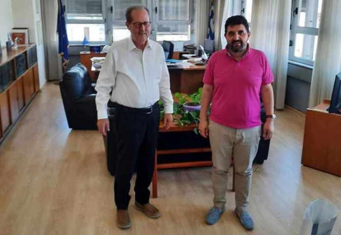 Επίσκεψη Νίκα στον ΟΣΕ για την επαναλειτουργία του τρένου προς Τρίπολη-Μεγαλόπολης-Καλαμάτα