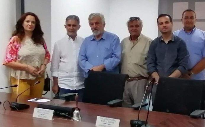Συναντήσεις της Ένωσης Πατριωτικών Σωματείων Φαλαισιωτών για την ανάδειξη της Πολιτιστικής Κληρονομιάς, των Ιστορικών Μνημείων και του Πολιτισμού της ευρύτερης περιοχής