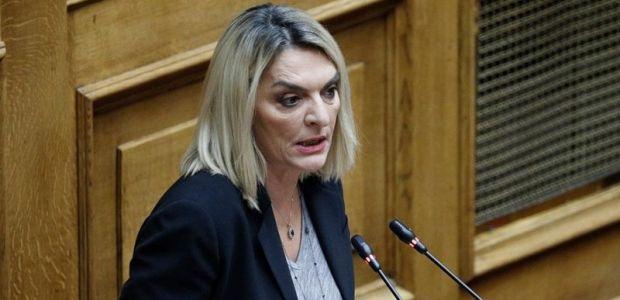 """Π. Πέρκα: """"Μόνο 10% η επιπλέον αύξηση των κρατικών ενισχύσεων περιφερειακού χαρακτήρα στις περιοχές του Ταμείου Δίκαιης Μετάβασης και με όρους"""""""