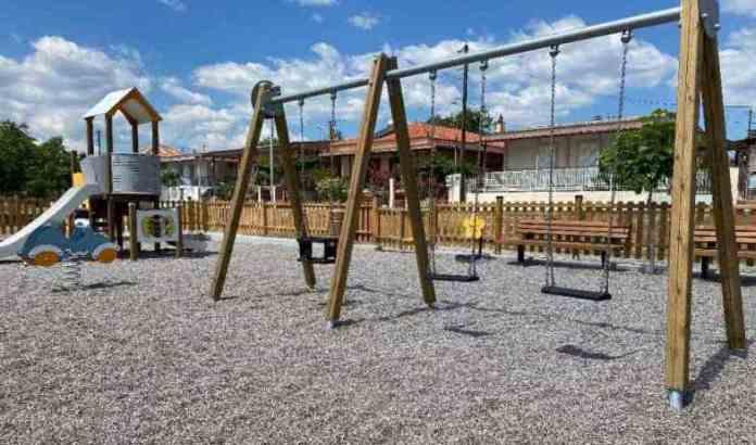 Δήμος Μεγαλόπολης: Ανακοίνωση για την λειτουργία των παιδικών χαρών