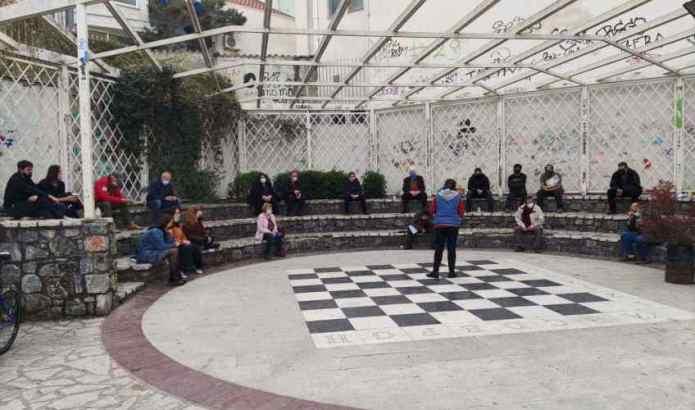 Σύσκεψη σωματείων και συνδικαλιστών Αρκαδίας για τον εορτασμό της εργατικής Πρωτομαγιάς