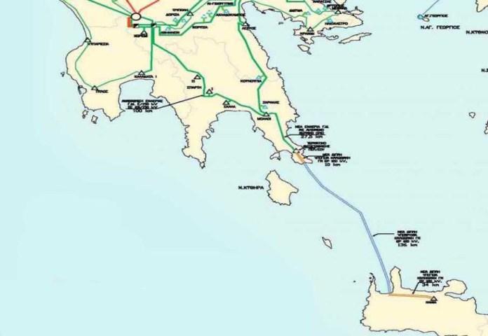 Επιτυχής ηλεκτροδότηση της Κρήτης με τη νέα διασύνδεση του ΑΔΜΗΕ από την Πελοπόννησο