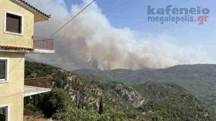 Ευχαριστήριο από κατοίκους του Βάστα για την φιλοξενία τις ημέρες των πυρκαγιών