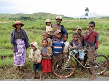 megfeleljen a nők madagaszkár