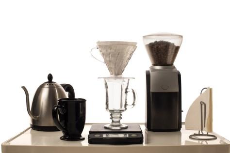 kaffeutstyr