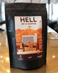 Bilde av kaffepose med navn Hell of a Coffee