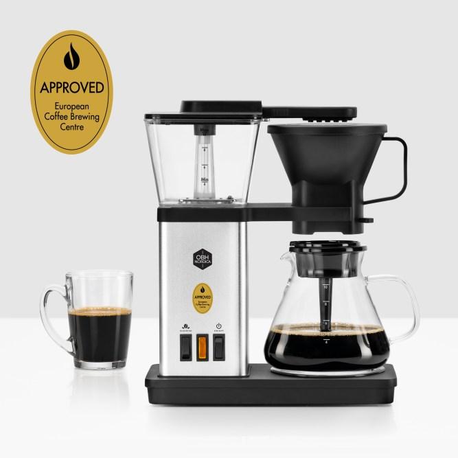 Bilde som viser kaffetrakter fra OBH