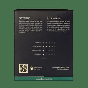 Bio-Kaffee Santa Monica Gourmet, Sachets, 10 Stk. 4