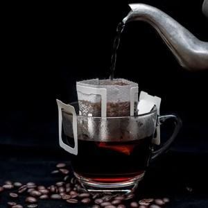 Bio-Kaffee Santa Monica Gourmet, Sachets, 10 Stk. 2