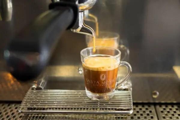 Kaffee kaufen - Santa Monica Gourmet Kaffee, Kaffeebohnen 02