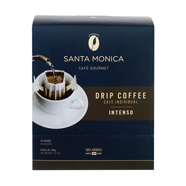 3 x Intenso Kaffee Santa Monica in Sachets 1