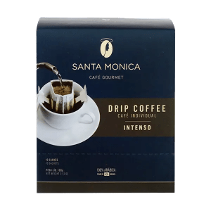 3 x Intenso Kaffee Santa Monica in Sachets 3