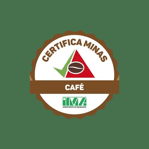 Certifica Minas Café - Kaffee Gourmet