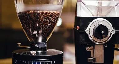 Elektrische Kaffemühle Propellermühle
