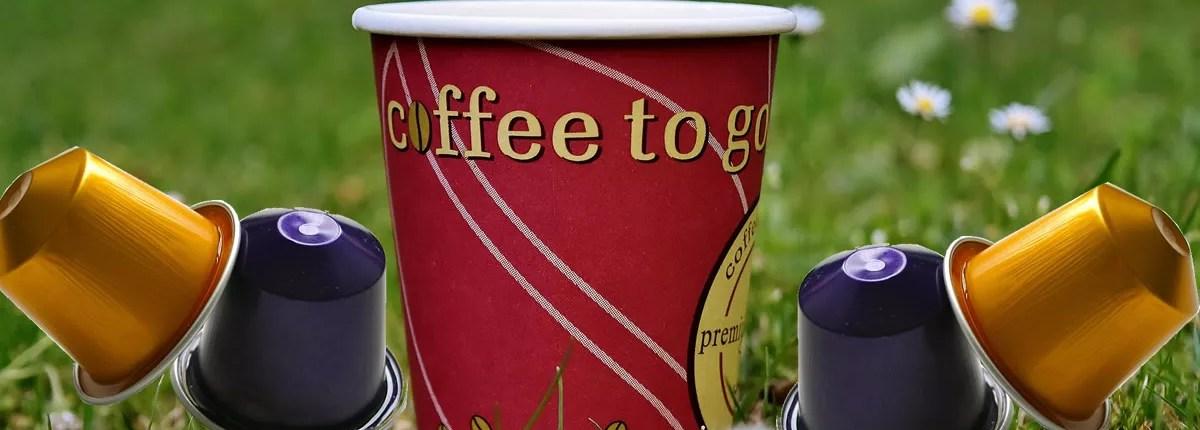 Kaffeekapseln & Pappbecher: Die dunklen Seiten des schnellen Kaffee-Genusses