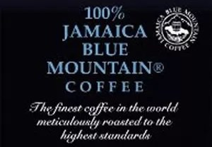 Jamaika Blue Mountain Kaffee
