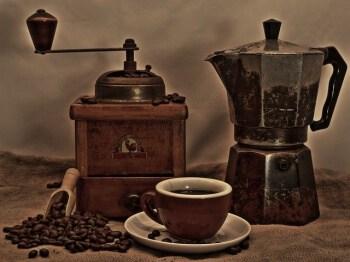 Erfindung der Kaffeemaschine