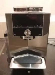 Siemens Eq9 Test Kaffeevollautomaten Der Eq 9 Serie Im Vergleich
