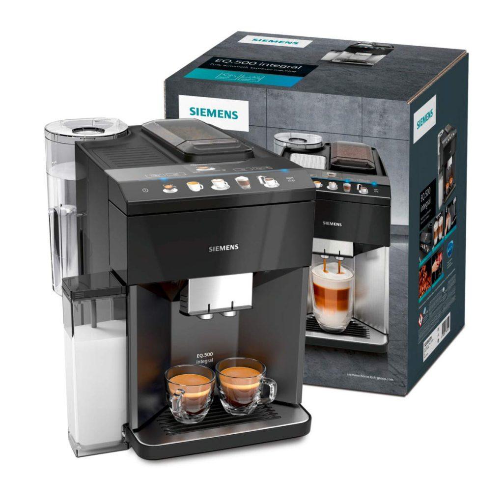 Siemens Eq500 Integral Test 2019 Kaffeevollautomaten Guide