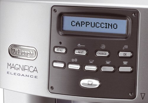 DeLonghi One Touch ESAM 3600 Display