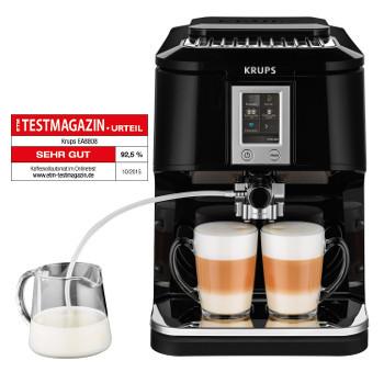 Krups_EA8808_Test_Main_Auszeichnung