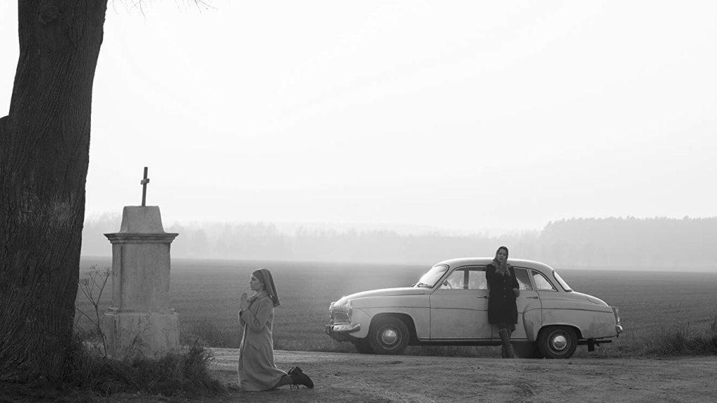 Still of the Oscar-winning Polish movie Ida, directed by Pawel Pawlikowski