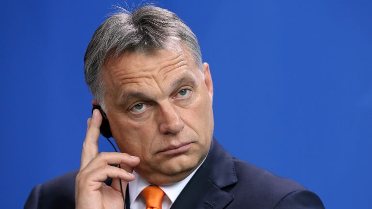 Hungary PM Viktor Orban has been accused of fueling xenophobia amid the coronavirus crisis