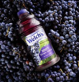 Welch's Grape juice. Source: Boston.com