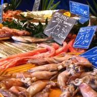 Paris Market Fishmonger 1