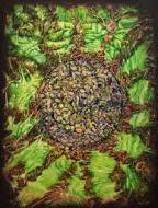 Painting: Dorian Monsalve at dorianscratchart.com (Website link embedded within.)