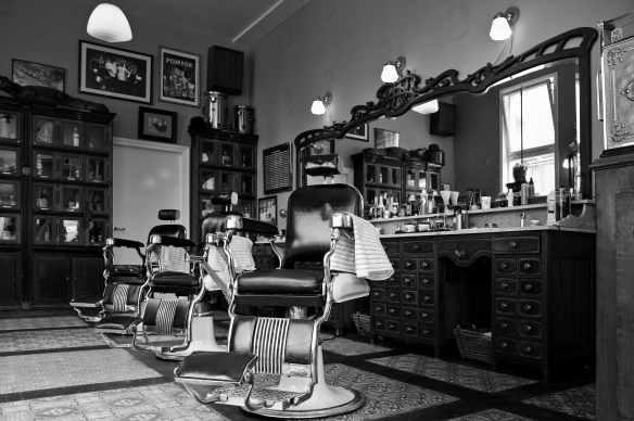Schorem, Bertus & Leen barbershop, Rotterdam, NL. Source: gentlemensavenue.com