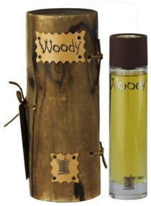 Woody, by Arabian Oud, a basic rose-oud fragrance. Photo source: Amazon.