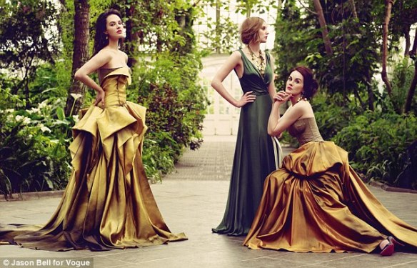 Photo: Jason Bell for Vogue. Source: styleforum.net