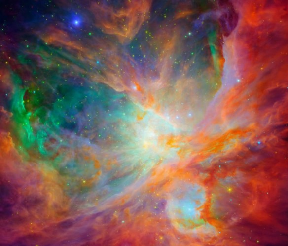 Norion 2 Nebula. Photo: NASA.