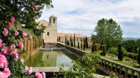 Couvent des Mimimes hotel and spa in Provence. Source: splendia.com