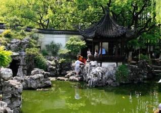 Yuyuan Garden, Shanghai via visitourchina.com